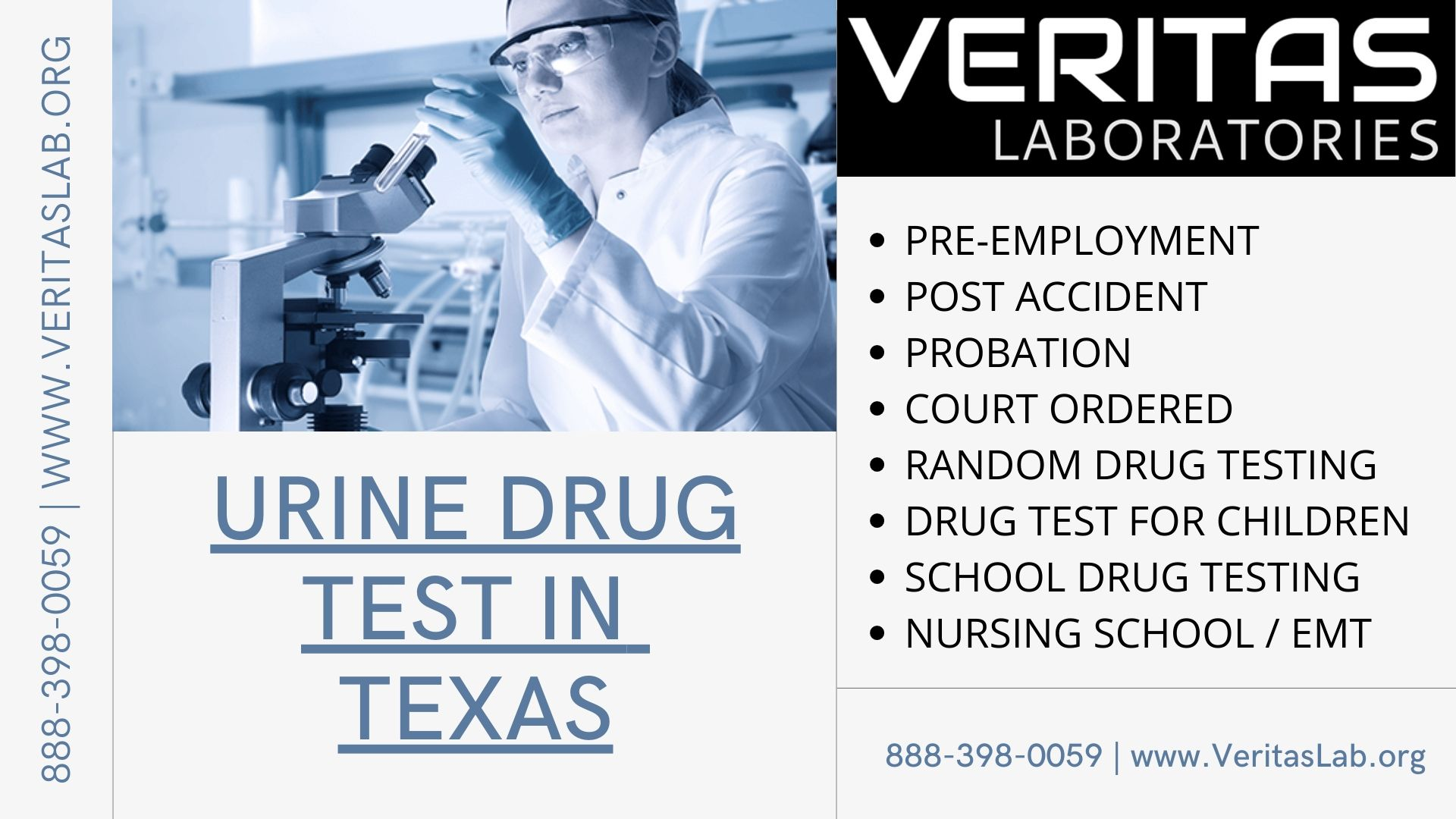 URINE DRUG TEST IN TEXAS ALCOHOL ETG PETH BLOOD TEST EXPLAINED FAQ VERITAS LAB TX